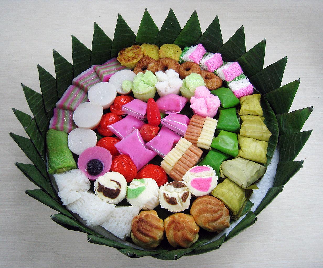Jenis Jenis Kue