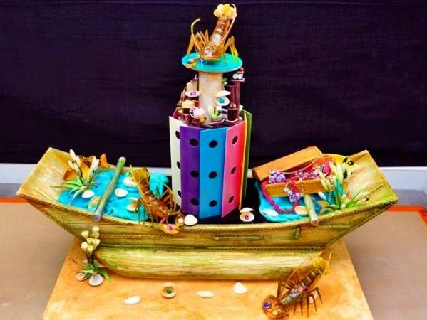 Kue Bajak Laut