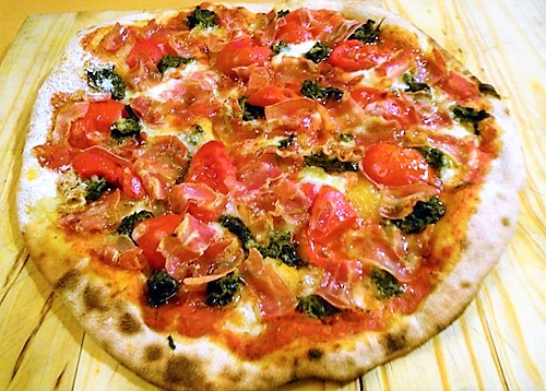 Pizza Karya Gordon Ramsay