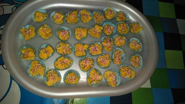 Cornflakes Cookies