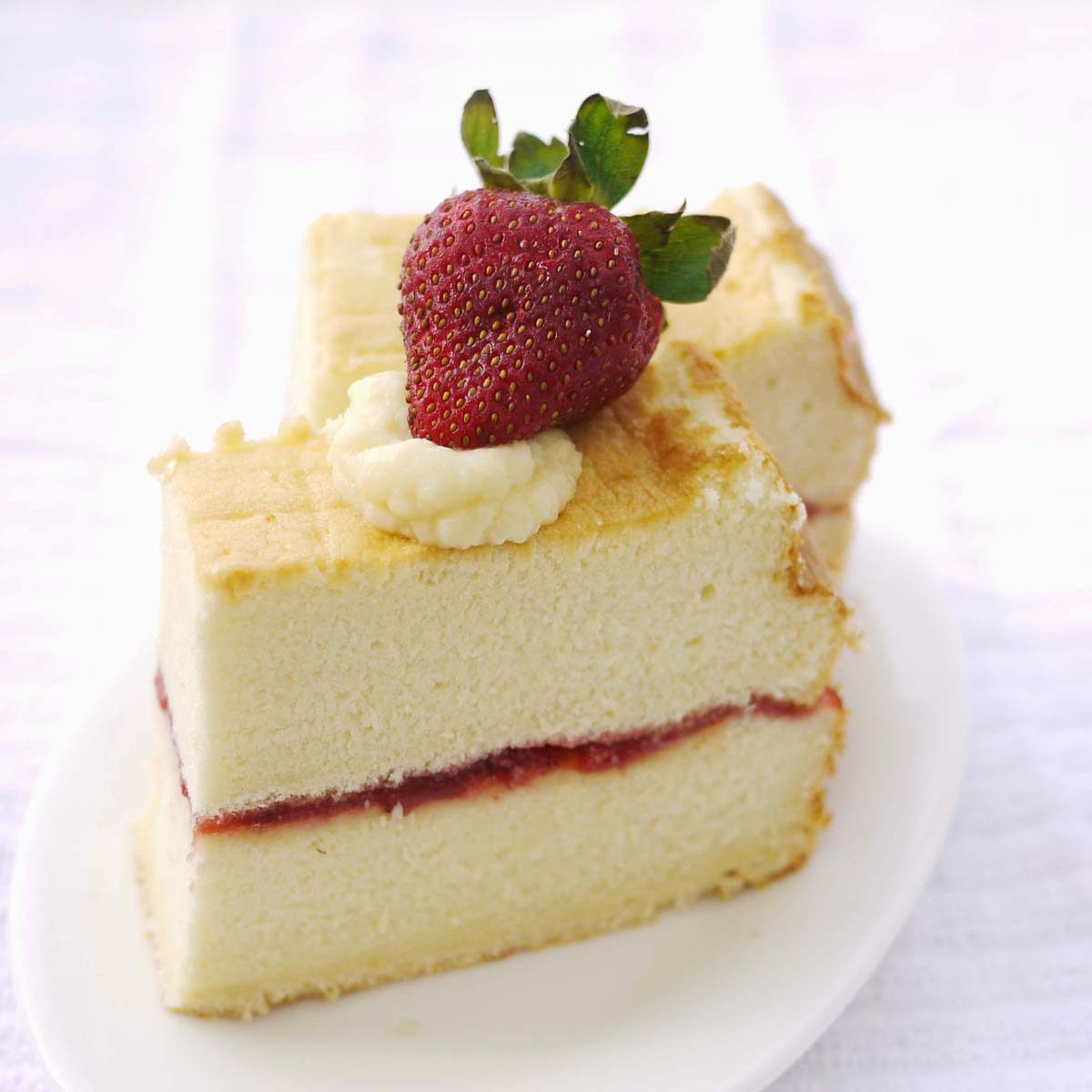 Inilah Resep Sponge Cake Yang Lembut, Manis Dan Spesial