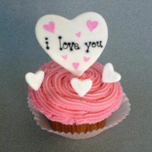 cupcake cinta