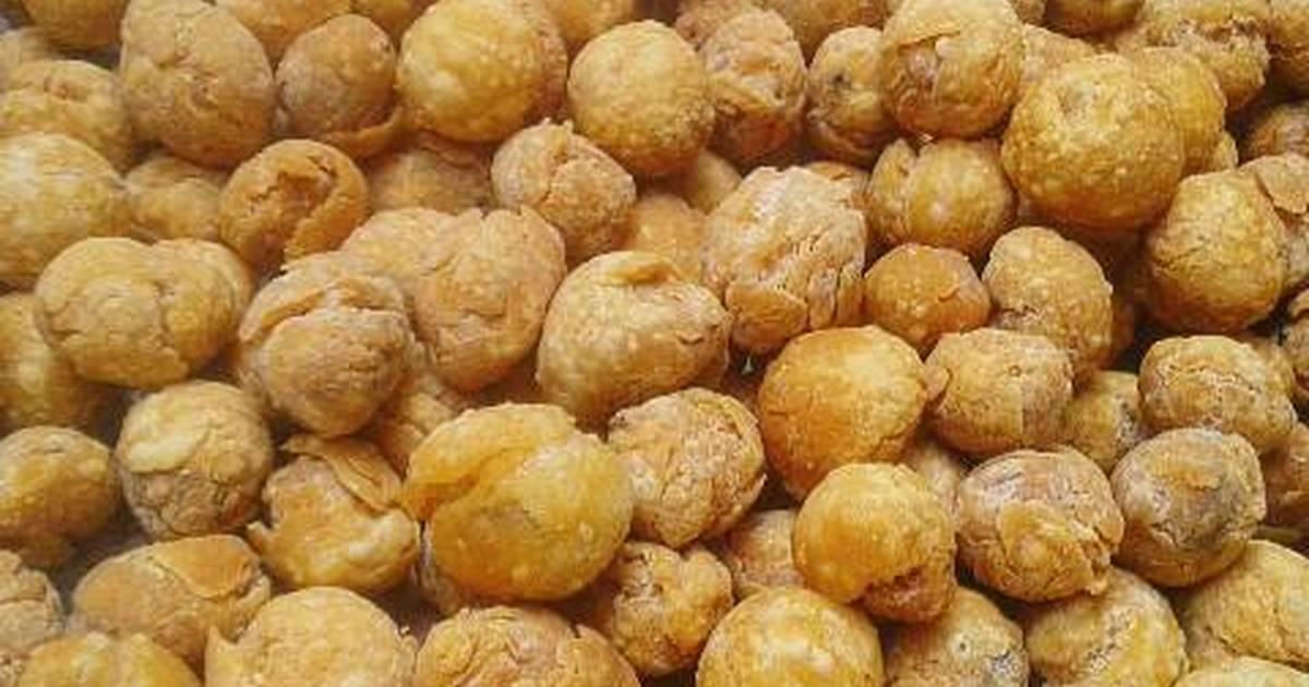 cara membuat kacang atom beserta peluang usahanya