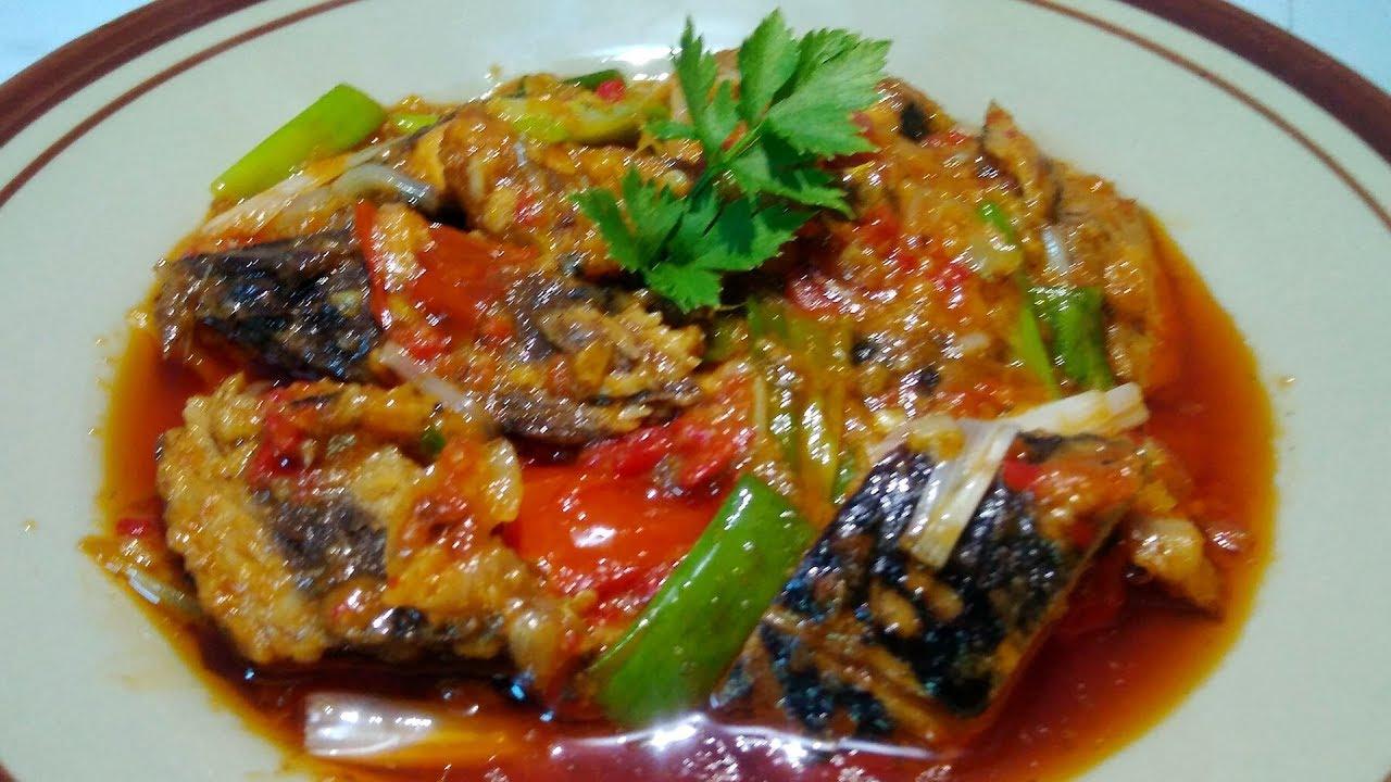 Ikan Tongkol Bumbu Sarden