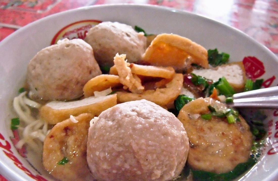 Masakan Ikan Tongkol Bakso