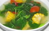 Resep Sayur Berkuah Yang Sangat Enak Sekali Dan Juga Praktis