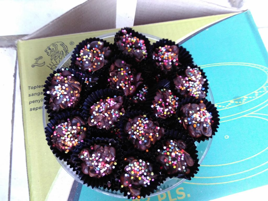 Resep Kue Kacang Coklat Kering yang Cocok untuk Sajian Saat Bersantai