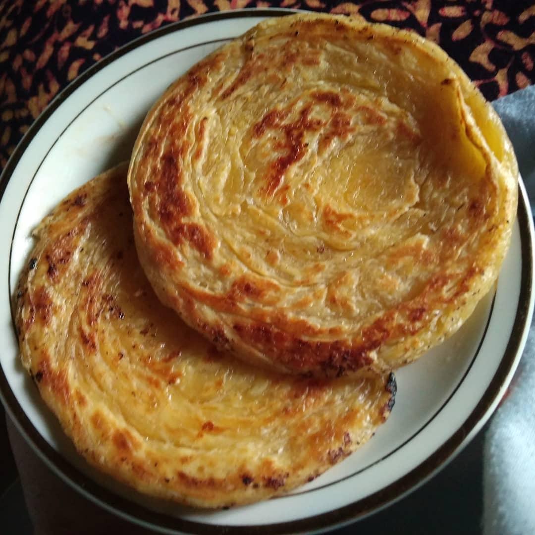 Cara Bikin Roti Maryam dengan Mudah dan Enak