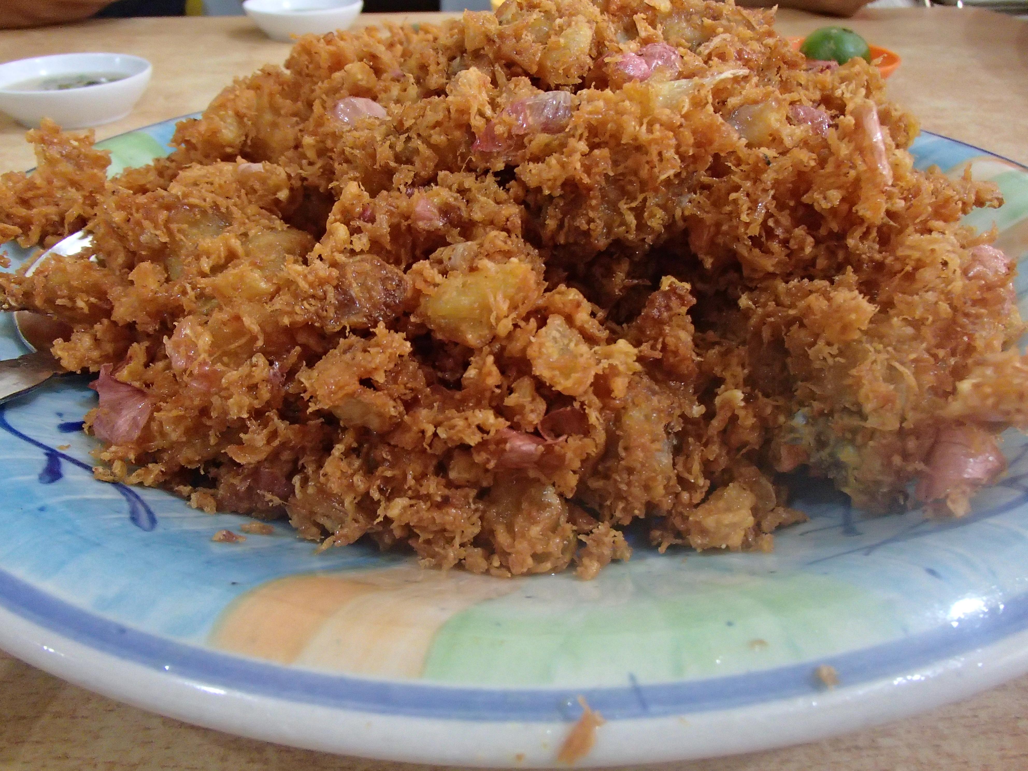 Cara membuat Ayam Kremes kriuk