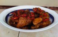 Cara Membuat Ayam Kecap Pedas Manis Spesial