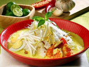 cara membuat laksa beras