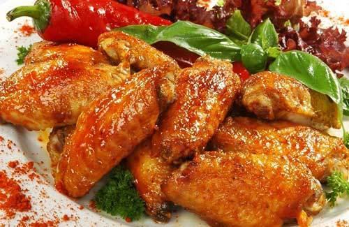 rendang ayam pedas