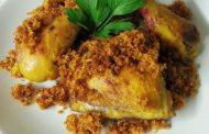 Resep Ayam Bumbu Serundeng yang Enak dan Mudah