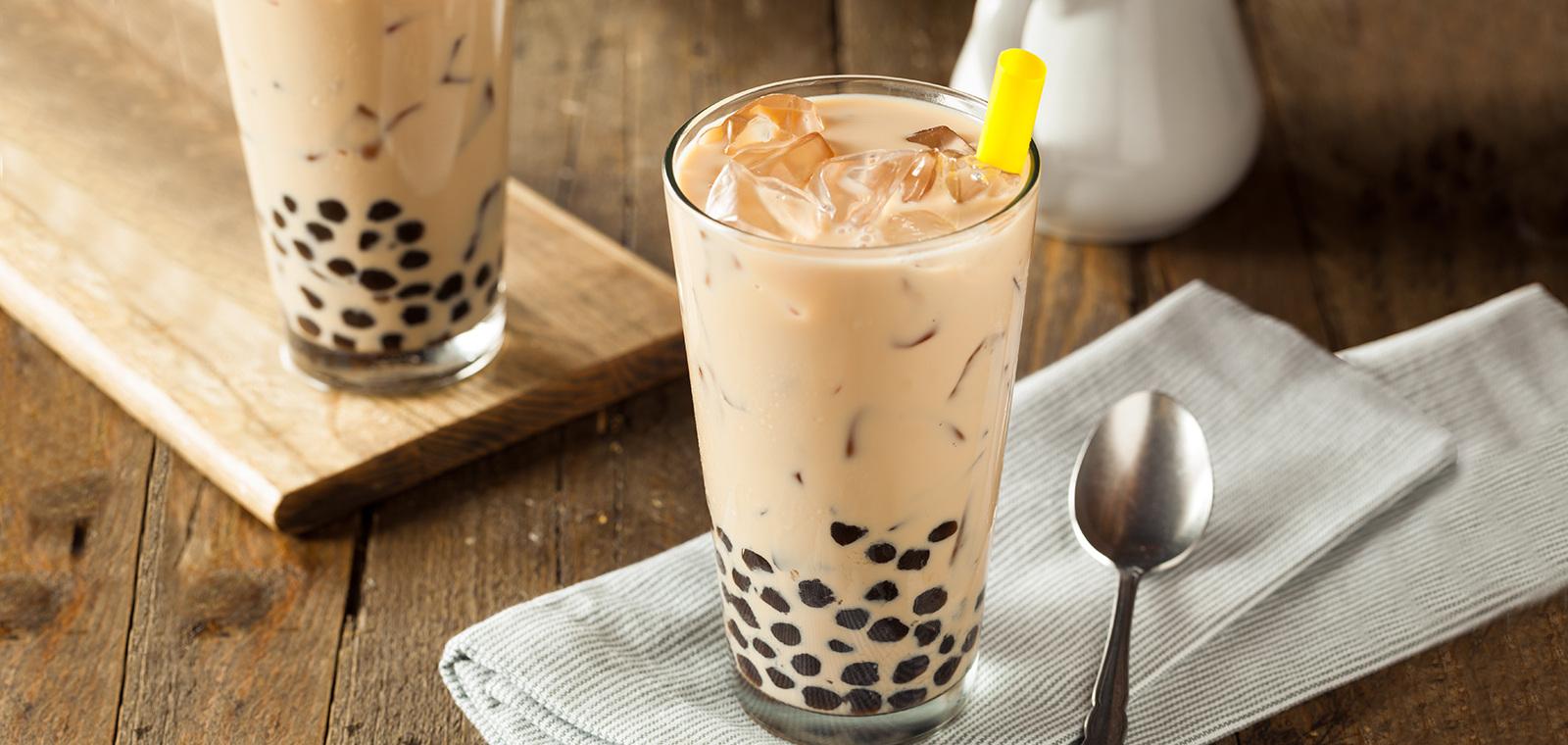 thai tea milo