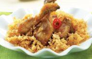 Resep Ayam Goreng Kremes Kelapa Yang Sangat Enak