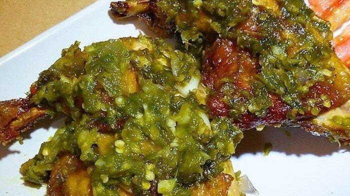 Resep Ayam Cabe Ijo Padang