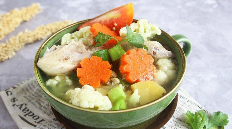 resep sayur sop super lezat