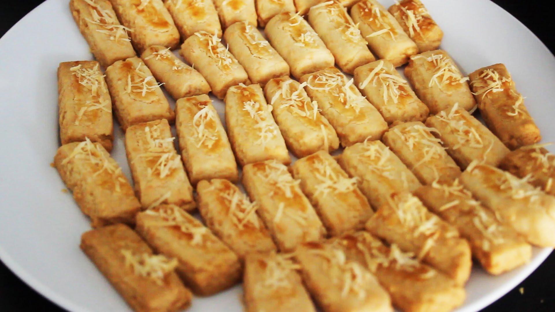 4 Resep Kastengel Renyah Dan Lezat Full Keju Spesial Hidangan Saat Lebaran