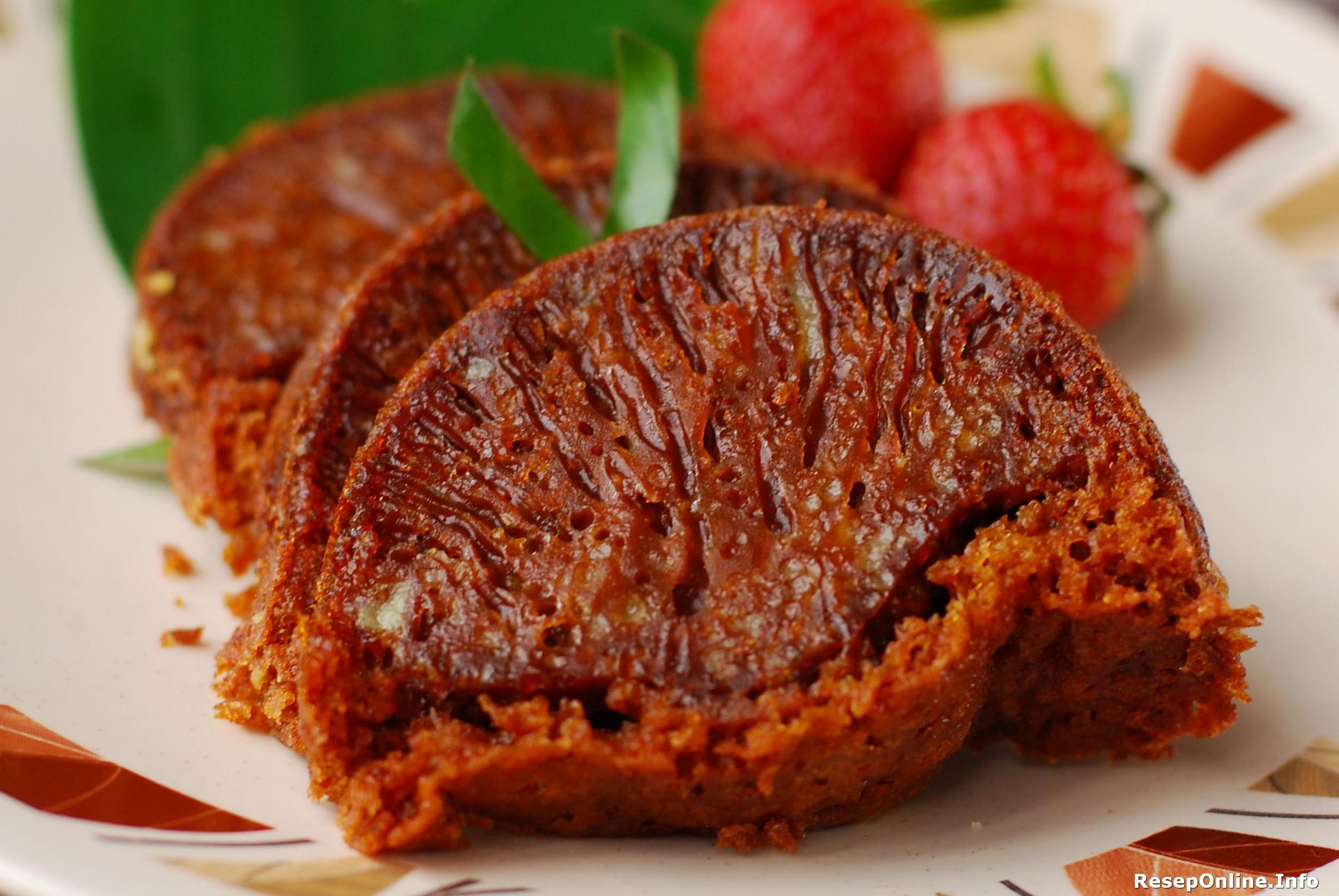 Inilah Resep Kue Sarang Semut Karamel Lembut Dan Nikmat