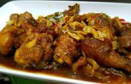 Resep Ayam Kecap Manis Lezat dan Nikmat