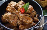 Rendang Ayam Pedas Simple yang Nikmat dan Lezat