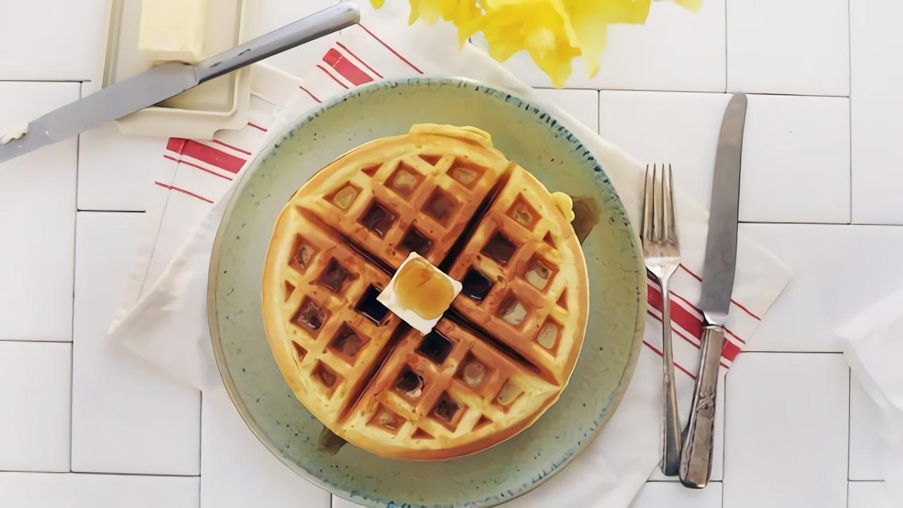 Cara Membuat Waffle dengan Teflon Ala Rumahan - Bisnis ...